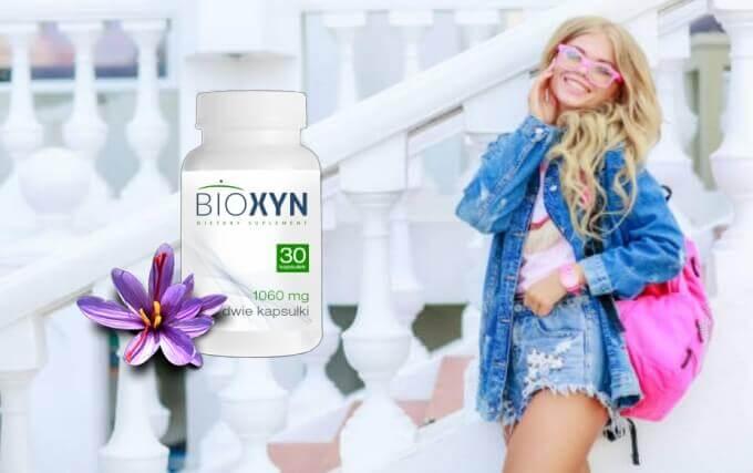 Bioxyn, щастливо момиче