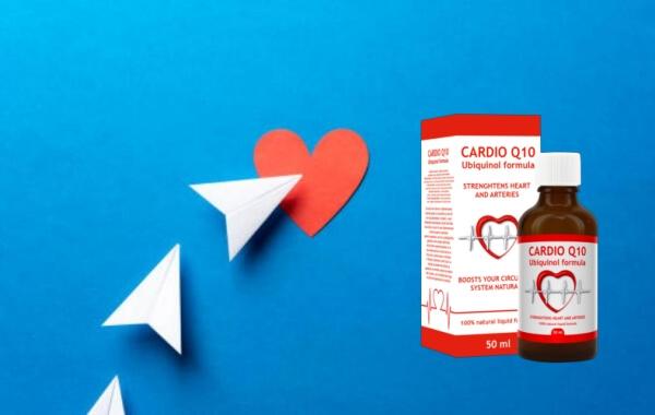Cardio Q10, сърце и стрелички