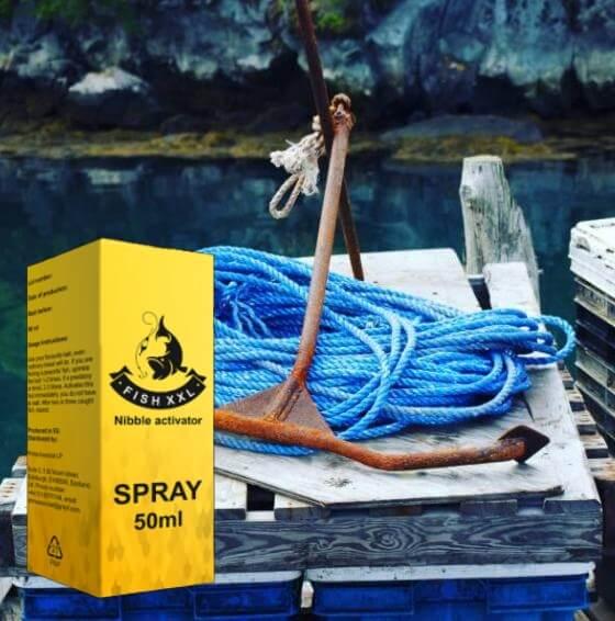Активатор за Риба Fish XXL, котва и река