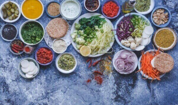 храни за кетонна диета, кето режим
