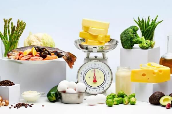 продукти за кето диета, кантар