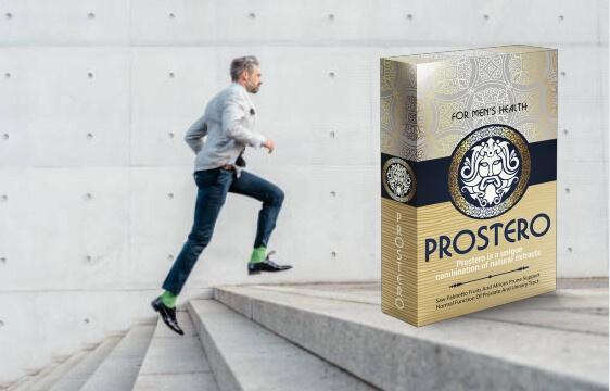 Prostero, тичащ мъж