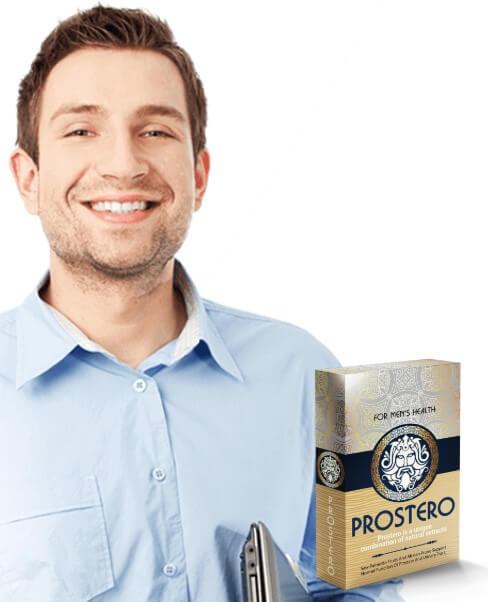 Prostero, доволен мъж