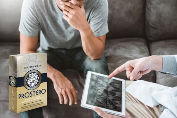 Prostero, преглед на простата