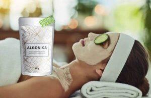 Algonika – Маска за Лице с Морски Колаген