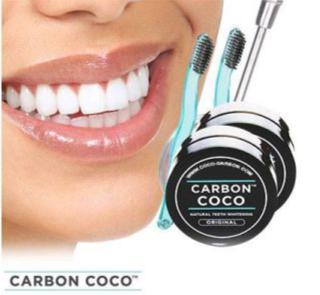 Carbon Coco за избелване на зъби с активен въглен