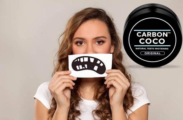 Carbon Coco, счупени и болни зъби