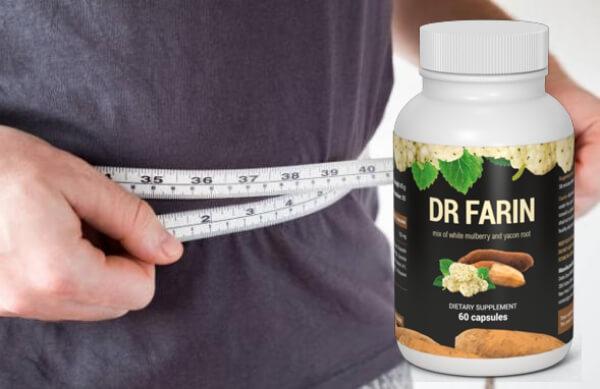 Dr Farin, мъж със сантиметър