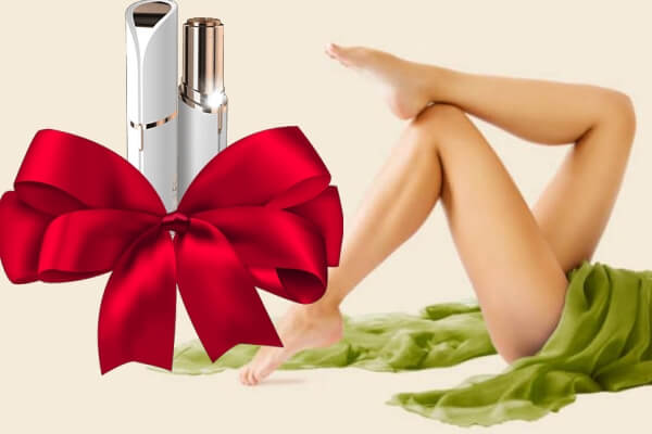 Flawless тример, гладки дамски крака