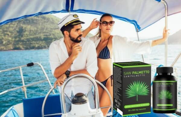 saw palmetto, двойка на яхта
