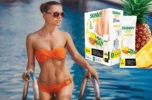 Skinny Stix – Био-Формула с Ананас за Повлияване на Апетита