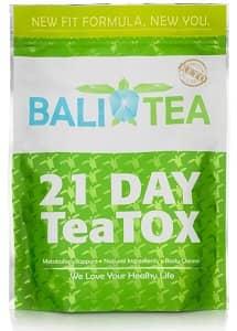 Bali Tea 21 Day Teatox чай България