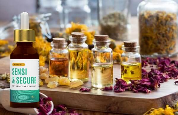 етерични масла, Auresoil Secure & Sensi
