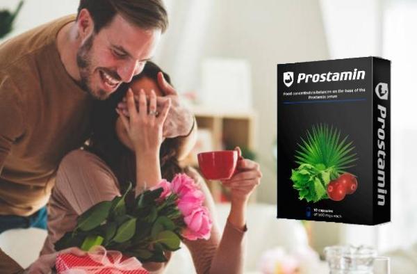Prostamin, мъж и жена, кафе, рози