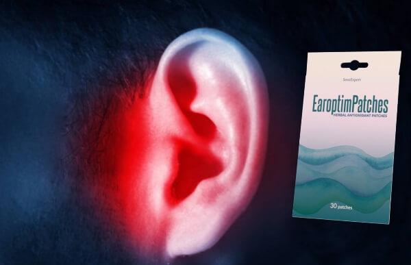 състав, болки в ушите