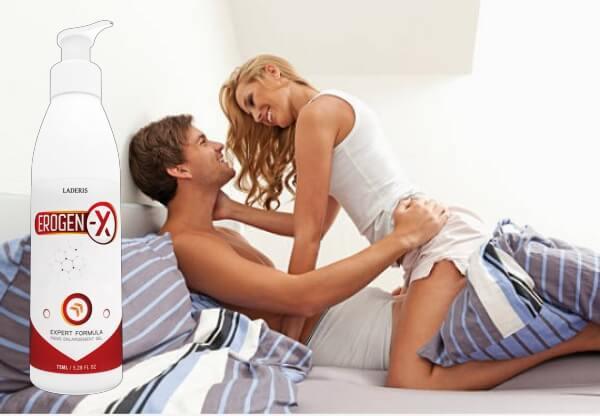 двойка в легло, Erogen X