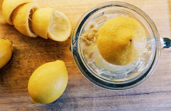 лимони, сок