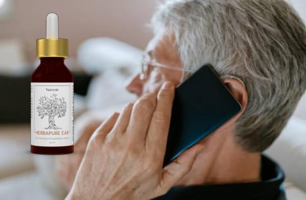 Nutresin HerbaPure Ear, мъж, телефон