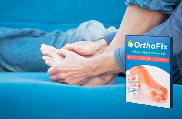 OrthoFix коректор, болки в стъпалото