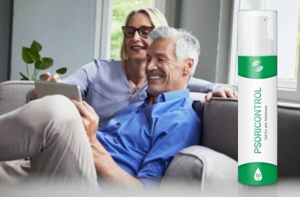 PsoriControl, двойка поръчва онлайн