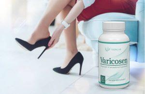 Varicosen – Таблетки с Натурален Състав за Разширени и Варикозни Вени