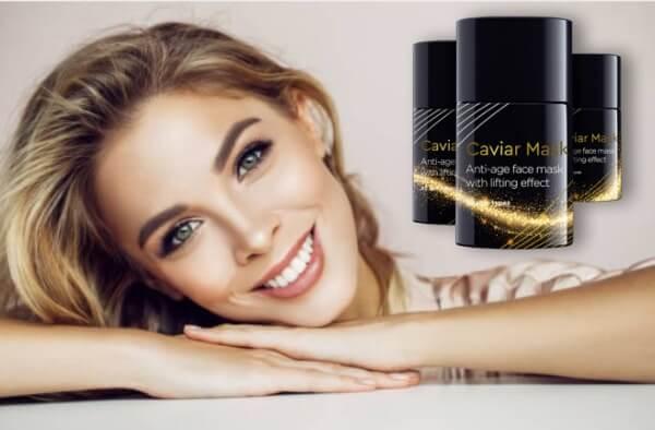 Caviar Mask, жена без бръчки