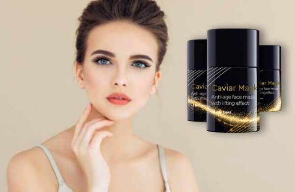 Caviar Mask, нежна кожа, жена