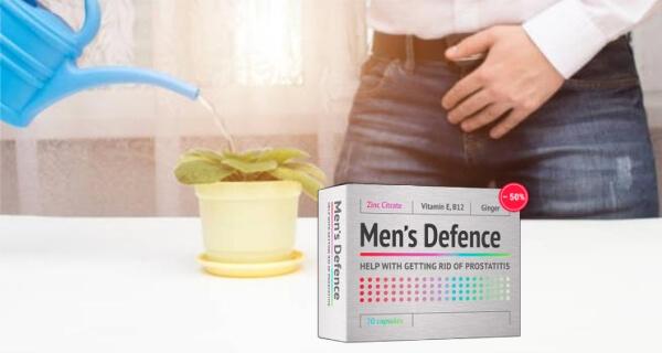 men's defence, простата