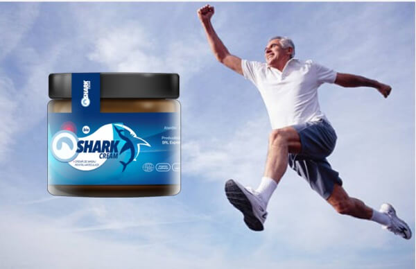 Shark Cream, дядо скача