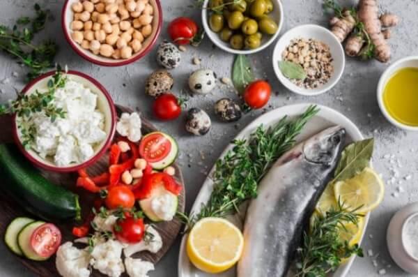 храна, риба