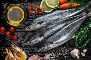 средиземноморска диета, риба