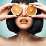 косопад, портокал