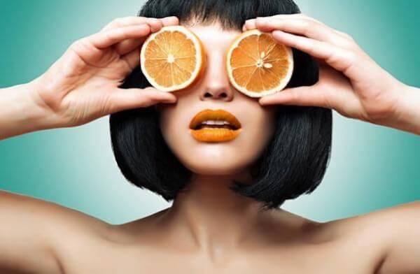 портокал, коса, косопад