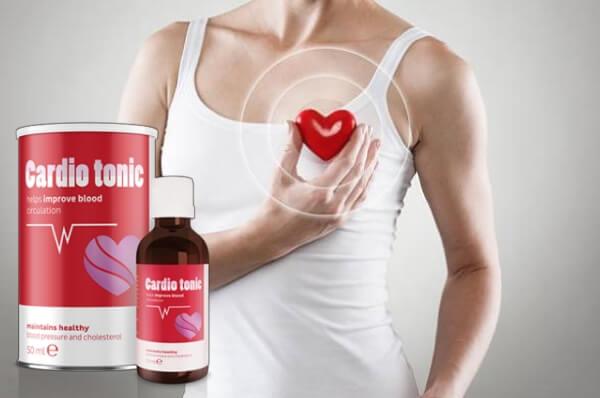 сърце, cardio tonic