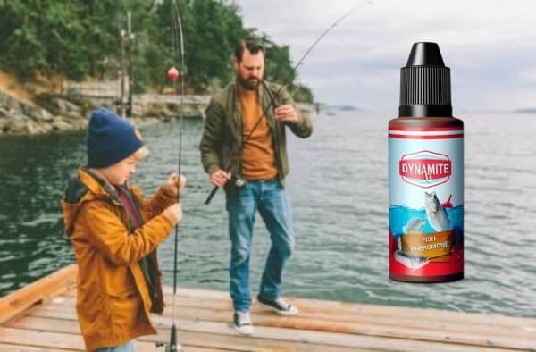 dynamite, риболов