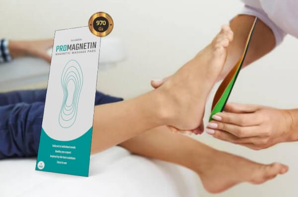 ProMagnetin стелки, крака