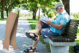 """ZipSocks – Кажете """"Да"""" на Чорапите за Облекчаване на Краката с Разширени Вени!"""