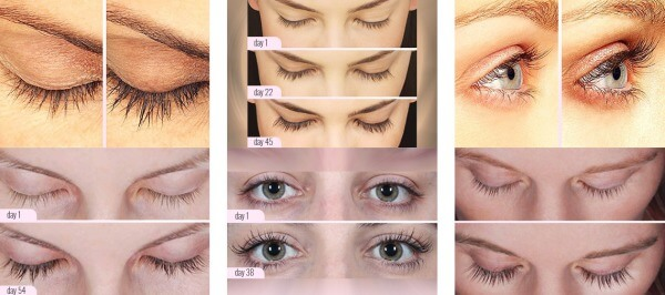 ефекти, foxy eyes