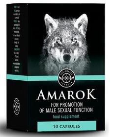 Amarok капсули за потентност България