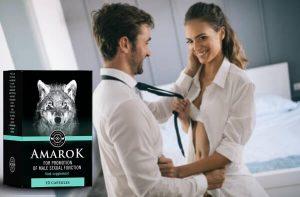 Amarok – Био-Филмирани Капсули за Повече Мъжественост и Увереност в Леглото!