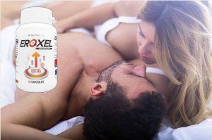 Eroxel – Капсули с Био-Формула за По-Голяма Мъжка Мощ!