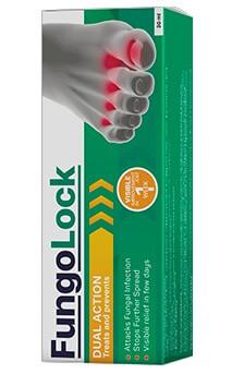FungoLock гел за крака България