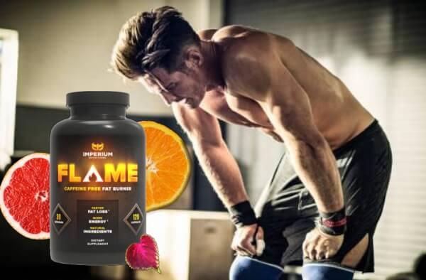 Imperium Flame, мъж, фитнес