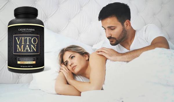 vitoman, двойка, легло, еректилна дисфункция