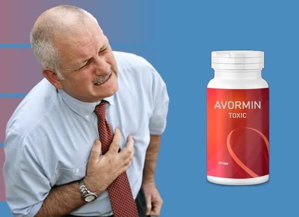 авромин токсик, мъж, инфаркт