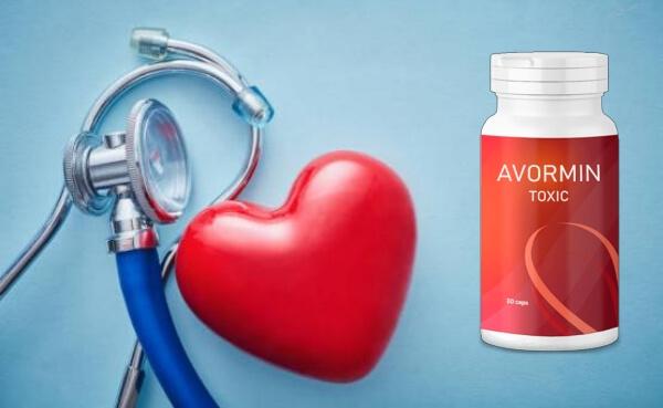avormin toxic, сърце, кръвно
