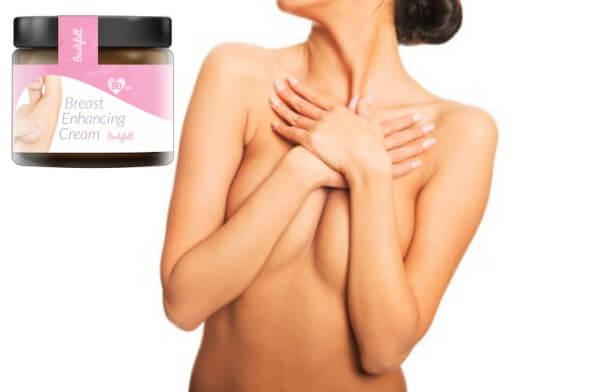 Bustifull, крем, уголемяване на гърди, бюст