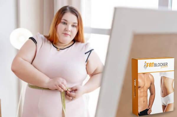 сантиметър, жена, пластири FatBlocker