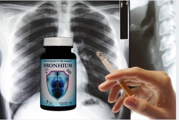 капсули bronhium, пушене, дробове