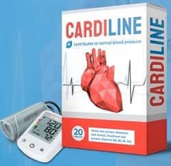 Cardiline 20 капсули за хипертония България